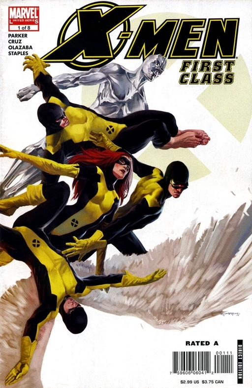 X Men Cyclops First Class Gateway Geek | Just an...